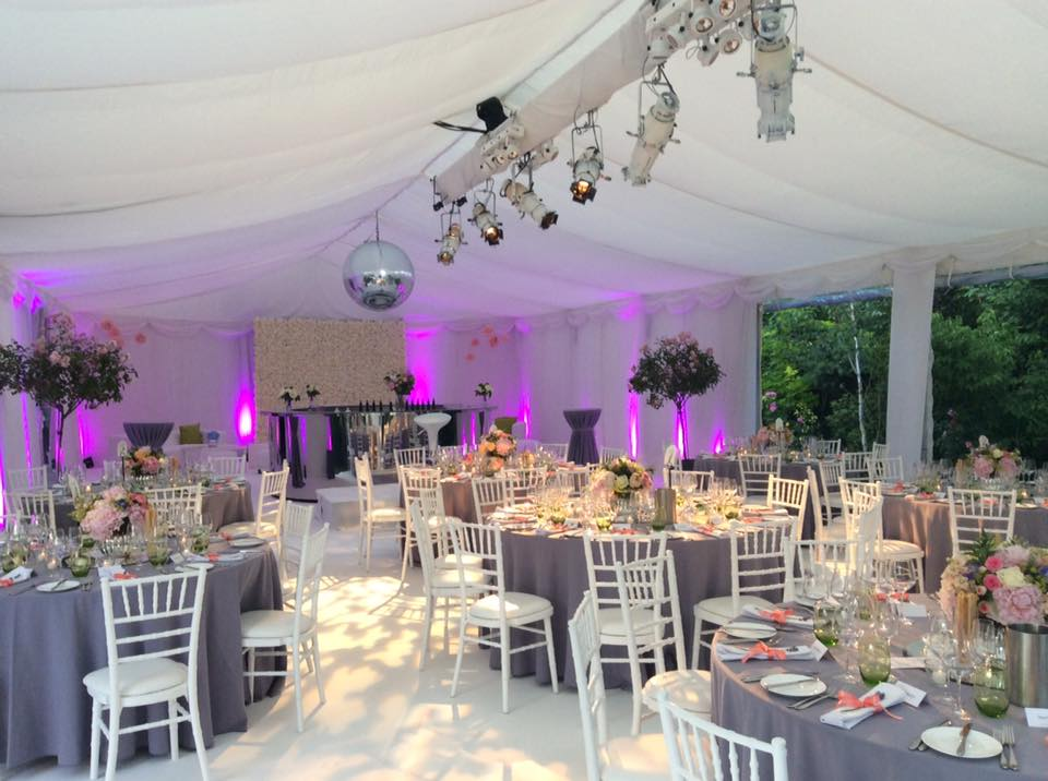 Highfield Event Group Stunning 21st Birthday Party In Cambridge