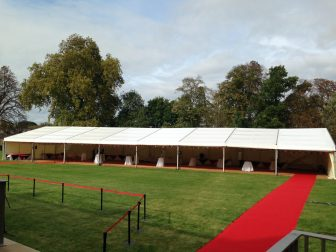 Highfield marquee