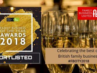 Family Business Awards 2018