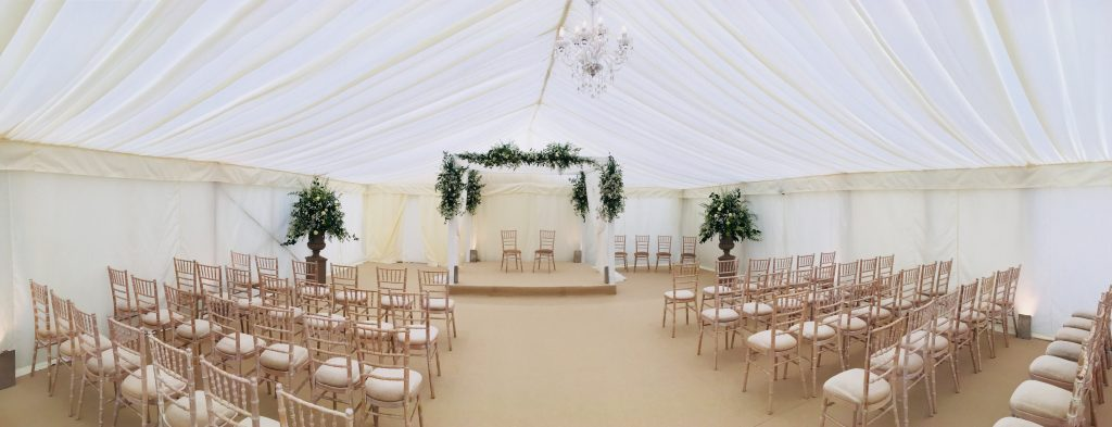 Ceremony Marquee